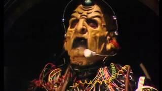 The Doctor mocks Davros
