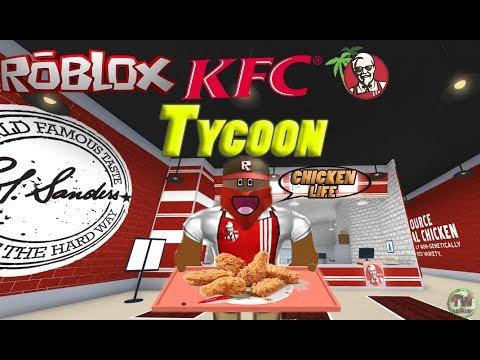 Roblox - KFC Tycoon 🐔🍗😂