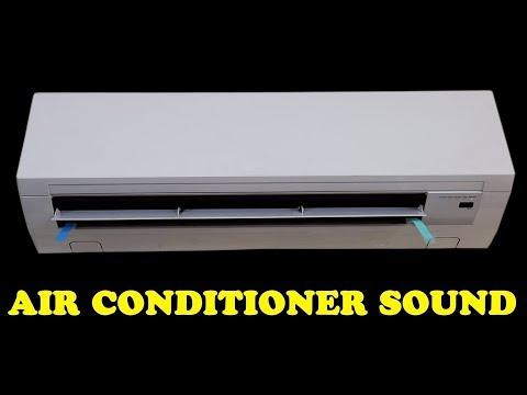 AC Sounds | Air Conditioner White Noise | Sound For Sleep | Ambient Sound | Global Mantra