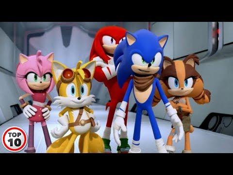 Top 10 Best Sonic Boom Episodes - Part 2