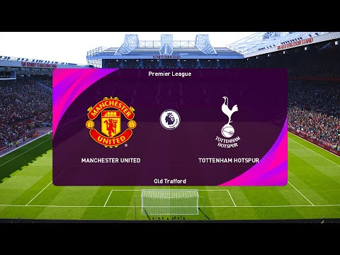 Manchester United vs Tottenham -  EPL 4 October 2020 Prediction