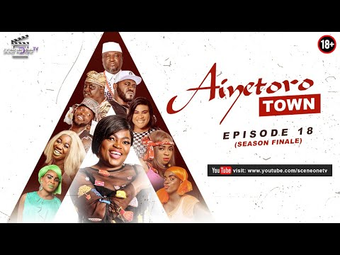 Aiyetoro Town Episode 18 - TROUBLE LOOMS ( Season Finale)