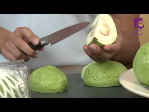 Kako se jede...Guava