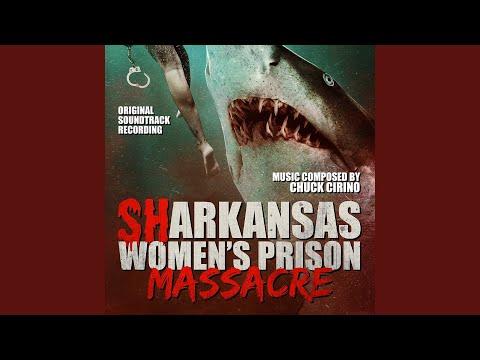 Sharkansas Women's Prison Massacre – Main Title