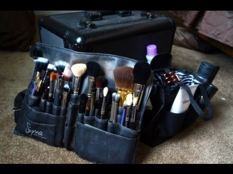 Professional Makeup Artistry ♡ Freelance Kit Organization