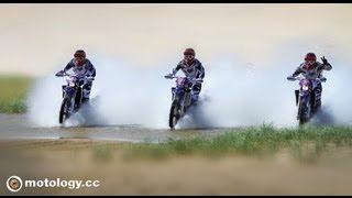 8. Yamaha WR450F 2012 - feat Ballard's Off-Road Team