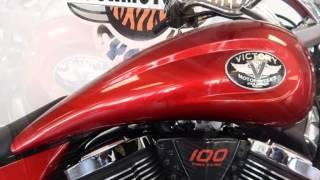 1. 2009 VICTORY KINGPIN 8 BALL  Used Motorcycles - Arlington,Texas - 2014-07-12
