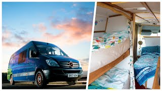 SPACIOUS FAMILY CAMPER With AMAZING USE OF SPACE     Sleeps & Legally Drives Five People 🚐 by Nate Murphy