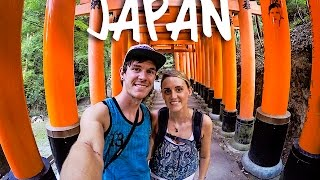 Mount Fuji Japan  City new picture : Tokyo | Joyopolis | Mount Fuji | Kyoto | Osaka | Universal Studios: Kinging-It Japan - Vlog Ep. 6