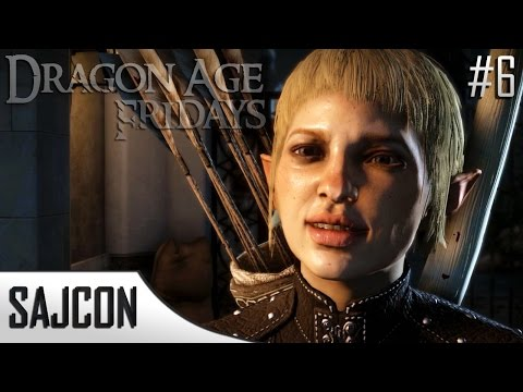 ► Dragon Age Fridays - Inquisition Playthrough Part 6 - Episode 6 (1080p HD 60fps Commentary)