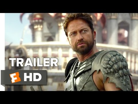 Official Trailer of Gods of Egypt