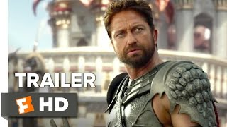 Gods of Egypt Official Trailer #1 (2016) - Gerard Butler, Brenton Thwaites Movie HD - YouTube