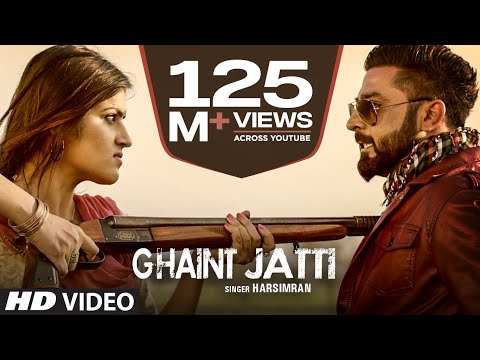 Harsimran Ghaint Jatti Song | HeartBeat | New Punj