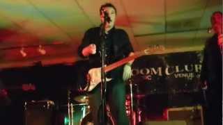 **Billy Walton Band - - Boom Boom Club, Sutton. UK 16.11.2012.