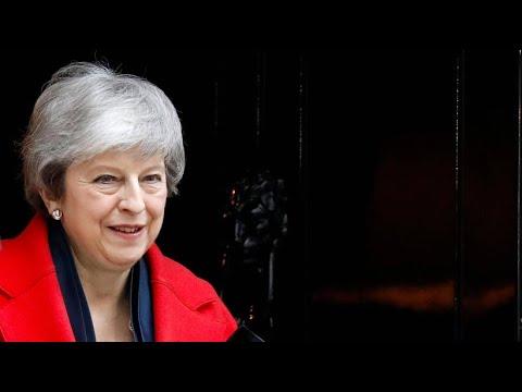 Großbritannien: Premierministerin May ebnet Weg für B ...