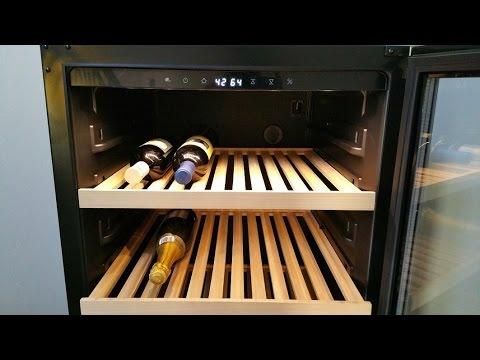 Cantinetta vino - Klarstein Botella 120S  Electronic-Star