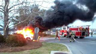 Valdosta (GA) United States  city images : VALDOSTA GEORGIA CAR FIRE, Valdosta GA. Mall car fire,Valdosta Fire Department Rescue Firemen Police