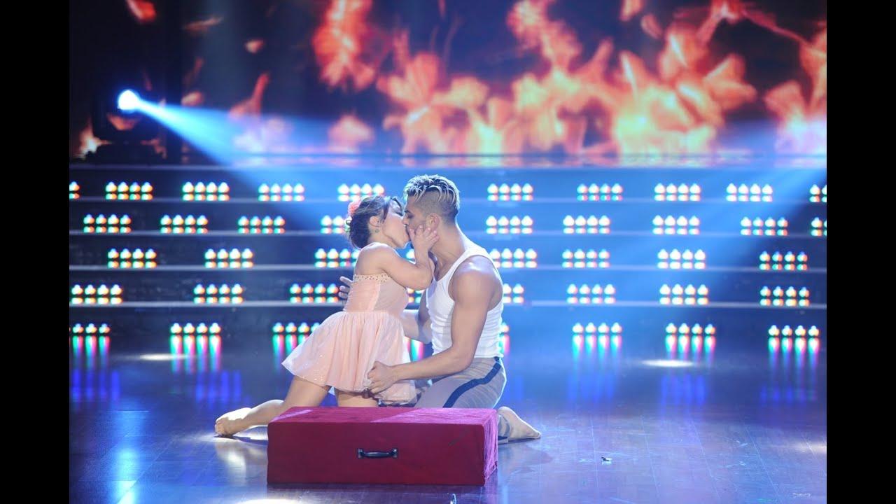 Showmatch 2014 – 12 de diciembre – Segunda semifinal Bailando #Showmatch