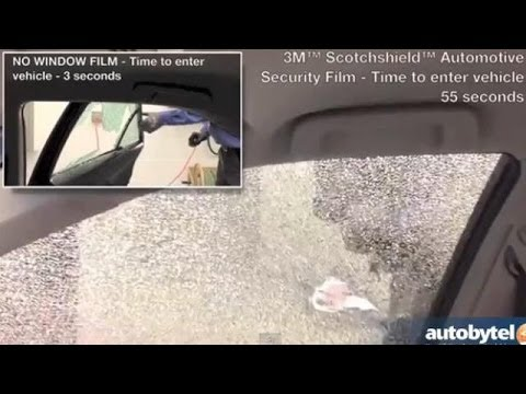 3M Car Window Films at SEMA 2013