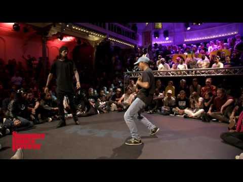Paradox vs Laurent 1ST ROUND BATTLES Hiphop Forever - Summer Dance Forever 2016
