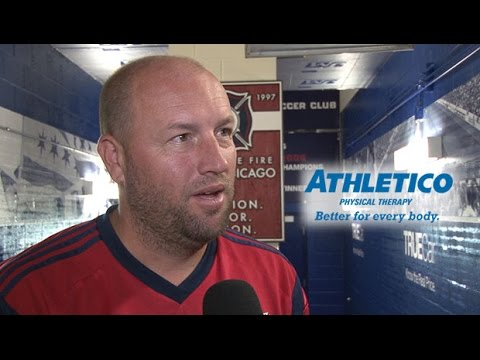 Video: Clint Mathis on facing FC Dallas at home | Athletico Coaching Corner