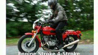 7. 2010 Ural sT 750 -  Transmission Features motorbike Specs Engine Info Top Speed superbike - tarohan