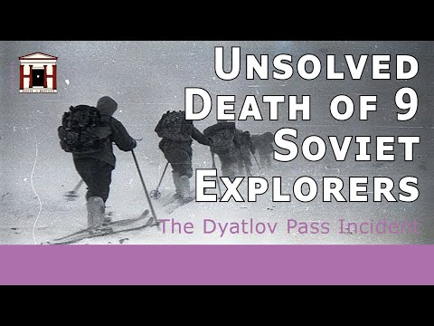 Is the mystery of the Dyatlov Pass incident finally solved?
