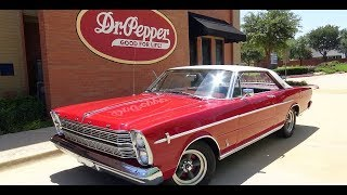 Take this vintage 1966 Ford Galaxie 500 Fastback on a retro road test & tour in 4K UHD. Listen to that 390 purr in this classic '66 Ford Galaxie Hardtop Coupe. Filmed by Samspace81 at a visit with Dave at Garrett Classics in Lewisville, Texas. Follow Samspace81 on Facebook for classic cars, sports cars, musclecars, road test, test drives, retro videos and oldies - https://www.facebook.com/samspace81/