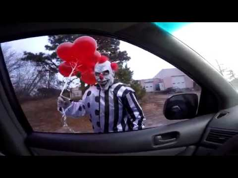 Video SCARY KILLER CLOWN ATTACKS KIDS IN CAR - Scary Clo download in MP3, 3GP, MP4, WEBM, AVI, FLV January 2017