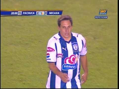 Otro especatacular gol del Chaco Giménez