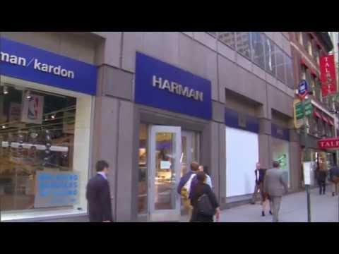 Video: Harman and NBA Announce their groundbreaking Partnership