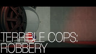 Terrible Cops: Robbery -Animated Countryballs