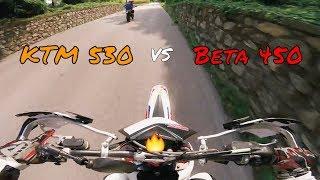 3. Provo un BETA 450 RR motard [PURE SOUND]