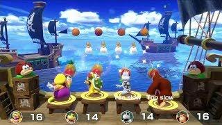 Super Mario Party Gameplay Demo - IGN Live E3 2018