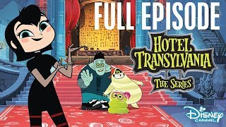 Video Enter the Nose Picker/Hide & Shriek | Full Episode | Hotel Transylvania: The Series | Disney Channel MP3, 3GP, MP4, WEBM, AVI, FLV April 2019