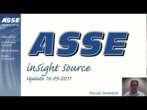 inSight Source update 14-09-2011