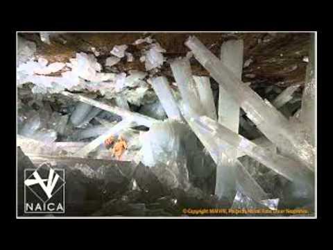 Discovery Channel Naica la Cueva De Cristal Chihuahua México