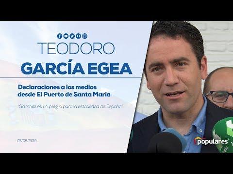 García Egea: