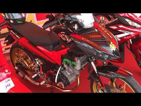 Yamaha Exciter 150 độ nhiều đồ chơi tại cuộc thi độ xe - CuongMotor - Thời lượng: 3:16.