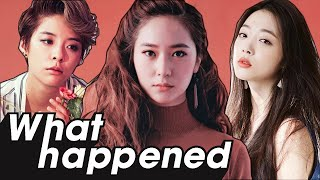 Video What Happened to f(x) MP3, 3GP, MP4, WEBM, AVI, FLV April 2019