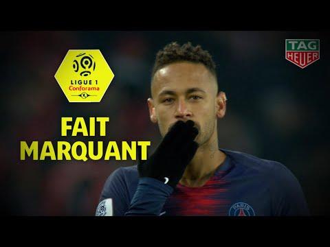 Les plus beaux buts de Neymar Jr, Mbappé et Cavani face à Guingamp / 2018-19