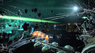 Galaxy on Fire 3 Reveal Trailer
