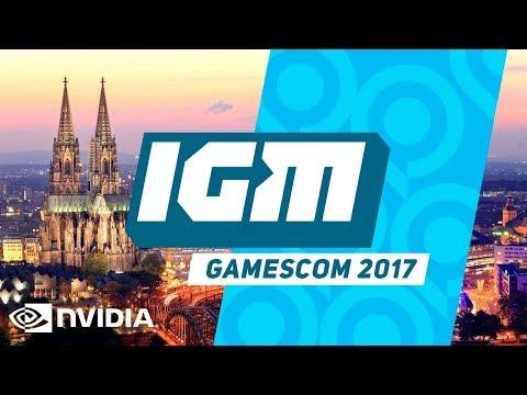 Как IGM съездили на GamesCom 2017
