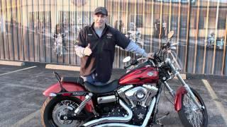 1. Pre-Owned 2011 Harley-Davidson Dyna Wide Glide