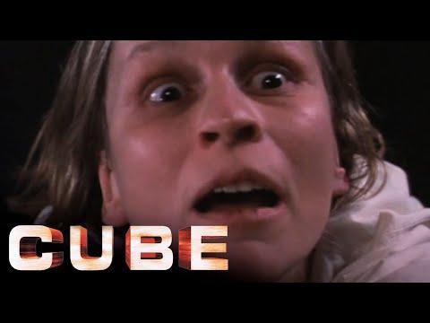"Cube (1997) Official Clip ""Far As You Go"" - Nicole de Boer, Maurice Dean Wint, David Hewlett"