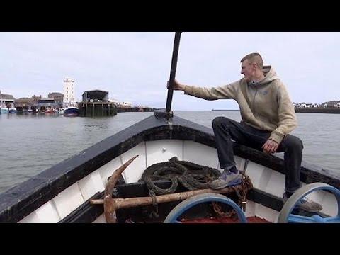 Brexit: Οι ψαράδες της Μ. Βρετανίας τάσσονται υπέρ της εξόδου της χώρας από την ΕΕ