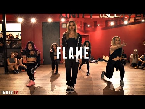 Flame Choreography Version