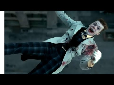 Gotham [4x18] - Jerome Valeska's Final Death Scene | CLIP HD