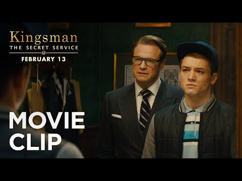 Kingsman: The Secret Service (Clip 'Becoming a Kingsman')