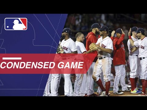 Condensed Game: TOR@BOS - 9/13/18